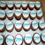 Thames Path Challenge Cupcakes