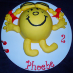Miss Sunshine Cake