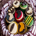 Cupcakes - A Taste of Africa